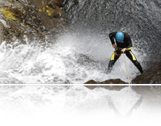 Madeira things to do - Madeira-Canyoning